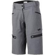 IXS Sever 6.1 BC Damas pantalones cortos Gris 2XL