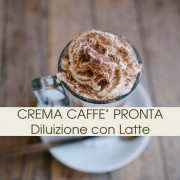 OG-Bicom Crema al Caffè per Bar Pronta 20 buste da 900 gr