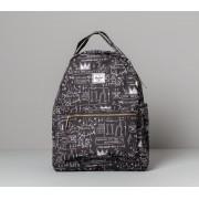 Herschel Supply Co. x Jean-Michel Nova Mid-Volume Backpack Basquiat Beat Bop