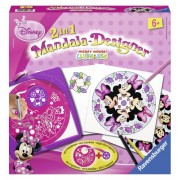 Set de creatie mandala 2 in 1 minnie