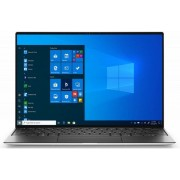 "Ultrabook Dell XPS 9300 (Procesor Intel® Core™ i7-1065G7 (8M Cache, up to 3.90 GHz), Ice Lake, 13.4"" FHD+, 8GB, 512GB SSD, Intel® Iris® Plus Graphics, FPR, Win10 Pro, Argintiu)"