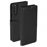 Bolsa Carteira Krusell Essentials para Sony Xperia 10 II - Preta