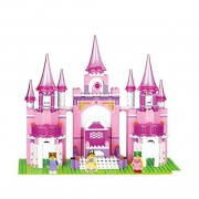 Sluban Princess Castle 472 Pieces Building Blocks Lego Compatible M38-B0152