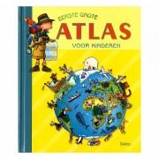 Lobbes Eerste Grote Atlas Voor Kinderen