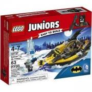 Конструктор ЛЕГО Джуниърс - Батман срещу Мистър Фрийз - LEGO Juniors, 10737