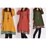 WhoGotThePlan £11 instead of £36.50 for a tunic dress in UK sizes 8-16 from Who Got The Plan - save 70%