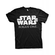 Star Wars Rouge One - Svart Unisex T-shirt