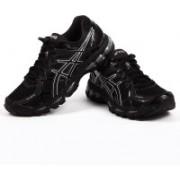 Asics Gel-Kayano 21 (D) Women Running Shoes(Black)