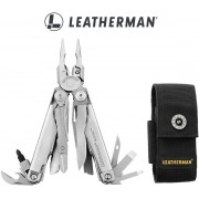 Leatherman Surge in Clampack