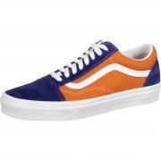 Vans UA Old Skool Schuhe blau orange Gr. 36,5