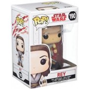 Figurina Pop! Star Wars Ep. 8 The Last Jedi Rey