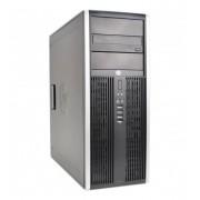 HP PC RICONDIZIONATO HP ELITE 8000 TOWER QUAD CORE Q9505 RAM 4GB WINDOWS 7 PROFESSIONAL