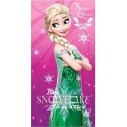 Jégvarázs Elsa törölköző - fürdőlepedő