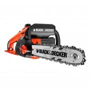 Electrosierra Black Decker 1850w Espada 40cm Gk1740-Naranja y negro
