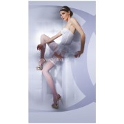 Gatta Wedding Collection - Sheer bridal hold ups with beautiful lace top Michelle