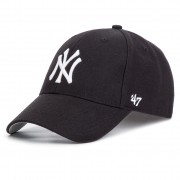 Шапка с козирка 47 BRAND - New York Yankees Home MVP B-MVP17WBV-BK Black