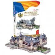 Cubicfun Castelul Peles Romania Puzzle 3D 179 de piese