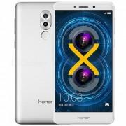 HUAWEI Honor 6X (BLN-AL40) 5.5 '' telefono 4G con RAM de 4GB RAM 32GB - Plata
