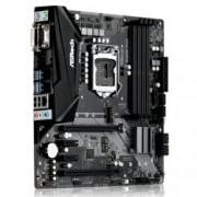 Дънна платка ASRock B360M Pro4, B360, LGA1151, DDR4, PCI-E (HDMI&DVI)(CFX), 6x SATA 6Gb/s, 2x M.2 Socket, 1x USB 3.1 (Type-C), Micro ATX