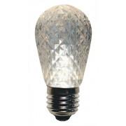 Bec Bohemia, S14, din Plastic, E27, 1W, 40lm, A+, Lumina Calda, Dimabil, de Exterior