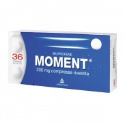 Angelini spa Moment*36cpr Riv 200mg