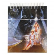 Notepad STAR WARS - CHARACTERS - LOW FREQUENCY - SDTSDT27016
