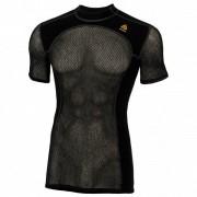 Aclima - WN T-Shirt - Sous-vêtement mérinos taille XXL, noir