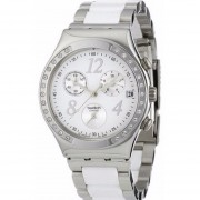 Reloj de pulsera Swatch YCS511GC-Plateado