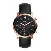 メンズ FOSSIL NEUTRA CHRONO 腕時計 ブラック