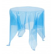 Replica Illusion side table-transparent blue