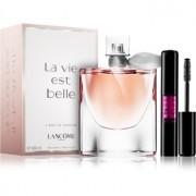 Lancôme La Vie Est Belle set cadou – ambalaj economic Eau de Parfum 100 ml + mascara 10 ml