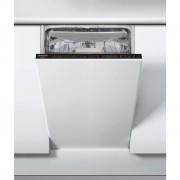 Masina de spalat vase Hotpoint HSIP 4O21 WFE, Complet incorporabila, Slim, 45 cm, 10 seturi, Clasa A++