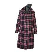 Dámský lehký vlněný kabát Exclusive