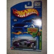 2002 Treasure Hunt #10 Tail Dragger #2002 10 Collectible Collector Car Mattel Hot Wheels