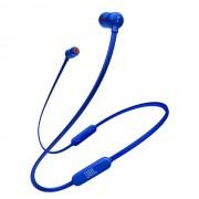 HEADPHONES, JBL T110BT, Bluetooth - слушалки с микрофон за iPhone, iPod, iPad и мобилни устройства, Син