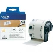 Brother DK11209 papírszalag, 62x29mm, 800 címke/tekercs