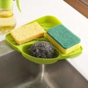 sell net retail Kitchen Sink Corner Storage Rack Sponge Holder