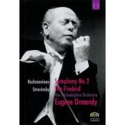 Eugene Ormandy/The Philadelphia Orchestra: Rachmaninov/Stravinsky [DVD] [1979]