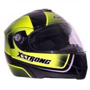 Gdr Casco Abatible GDR X-Strong Amarillo Extra Grande