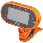 GoGo Tuners TT-1 Clip-On Chromatic Tuner