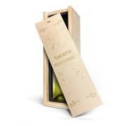 YourSurprise Oude Kaap blanc - coffret à vin gravé