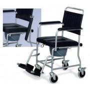 Scaun toaletă cu roți PAAO0703