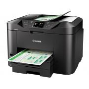 Canon MAXIFY MB2750 Multifunctionele inkjetprinter Printen, Scannen, Kopiëren, Faxen LAN, WiFi, Duplex, ADF