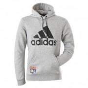 adidas Sweat-shirt adidas adulte gris - 2XL OL - Foot Lyon