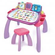 VTech mijn magisch bureau 3-in-1 - roze