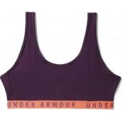 Under Armour Favorite Cotton Everyday Bra - reggiseno sportivo - Violet