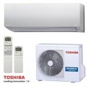Toshiba Climatizzatore/Condizionatore Toshiba Monosplit Parete SUPER DAISEKAI 8 Inverter 16000 btu RAS-16G2KVP-E / RAS-16G2AVP-E
