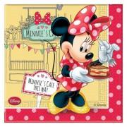 Salvete 20 kom Minnie Mouse