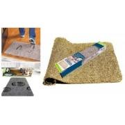 Clean Step Mat nedvszívó lábtörlő szőnyeg 70 x 46 cm Barna