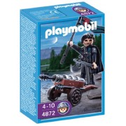 Playmobil 4872 Knight Robber with Cannon